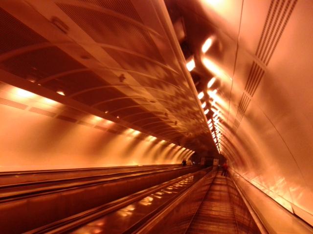 Belgrade - going underground
