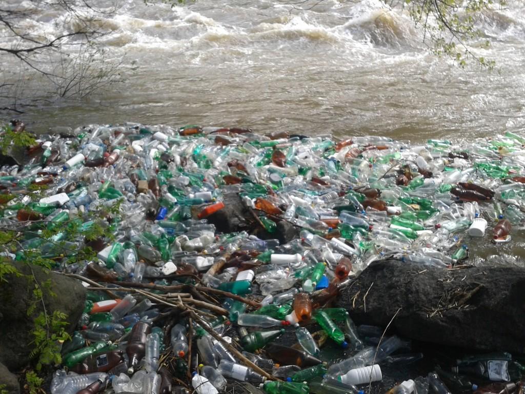 Message in a bottle? Plastic bottles in Georgia