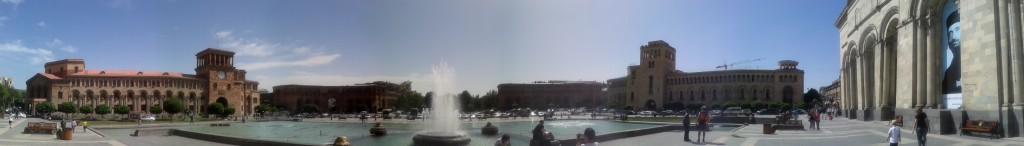 Republic square, Yerevan - Platz der Republik, Yerevan