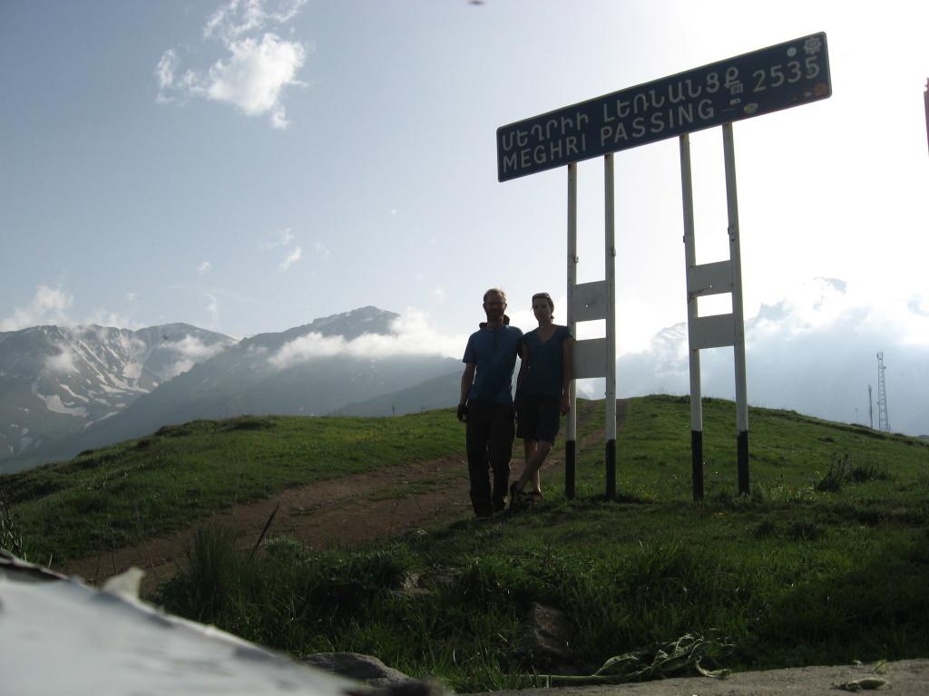 Meghri Pass