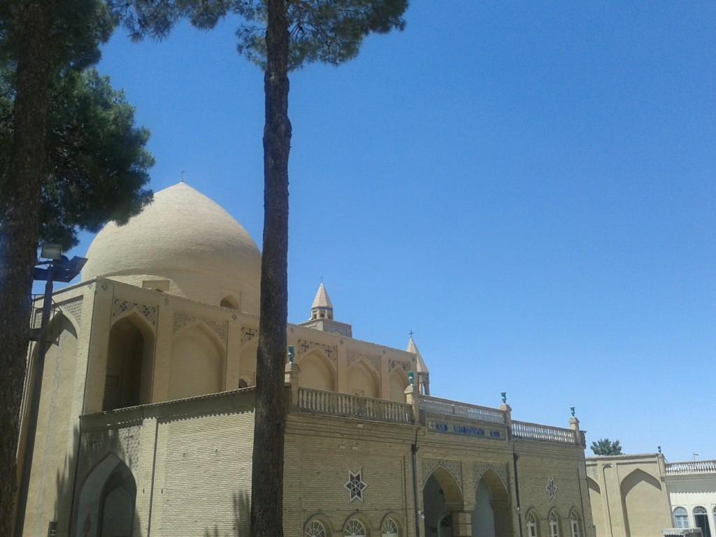 Armenian quater Isfahan