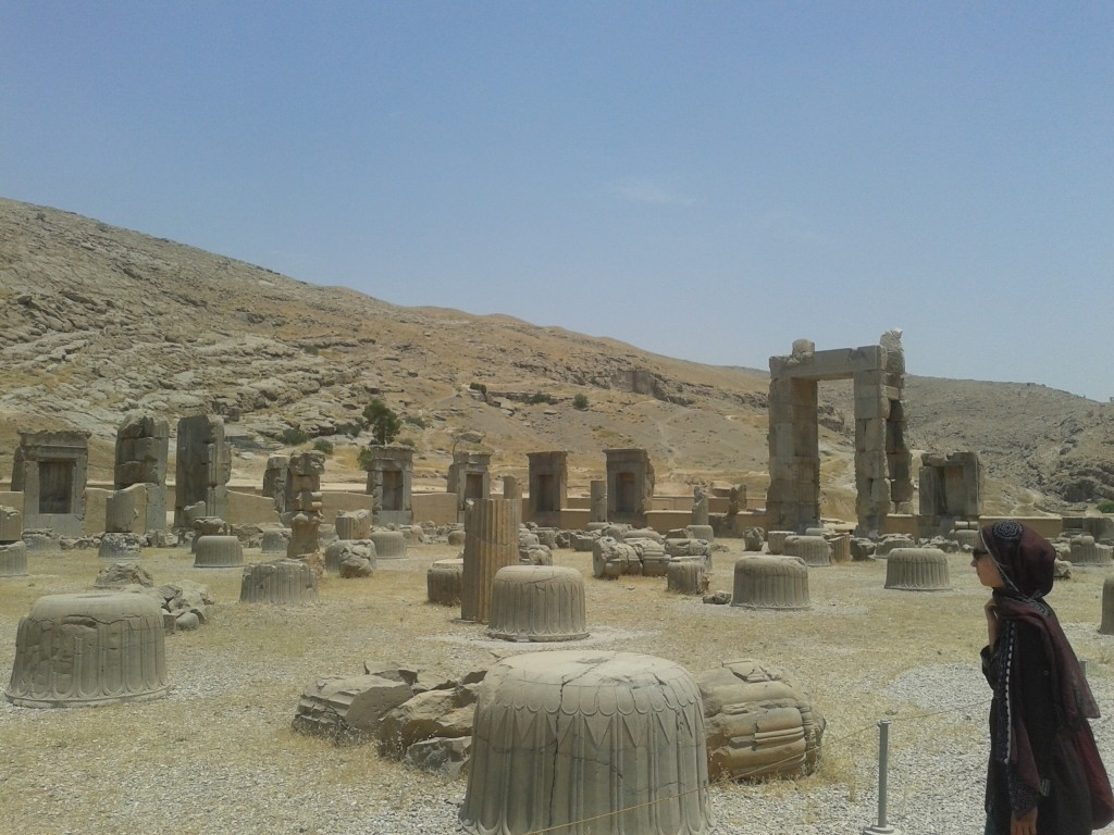 Persepolis or what is left of it