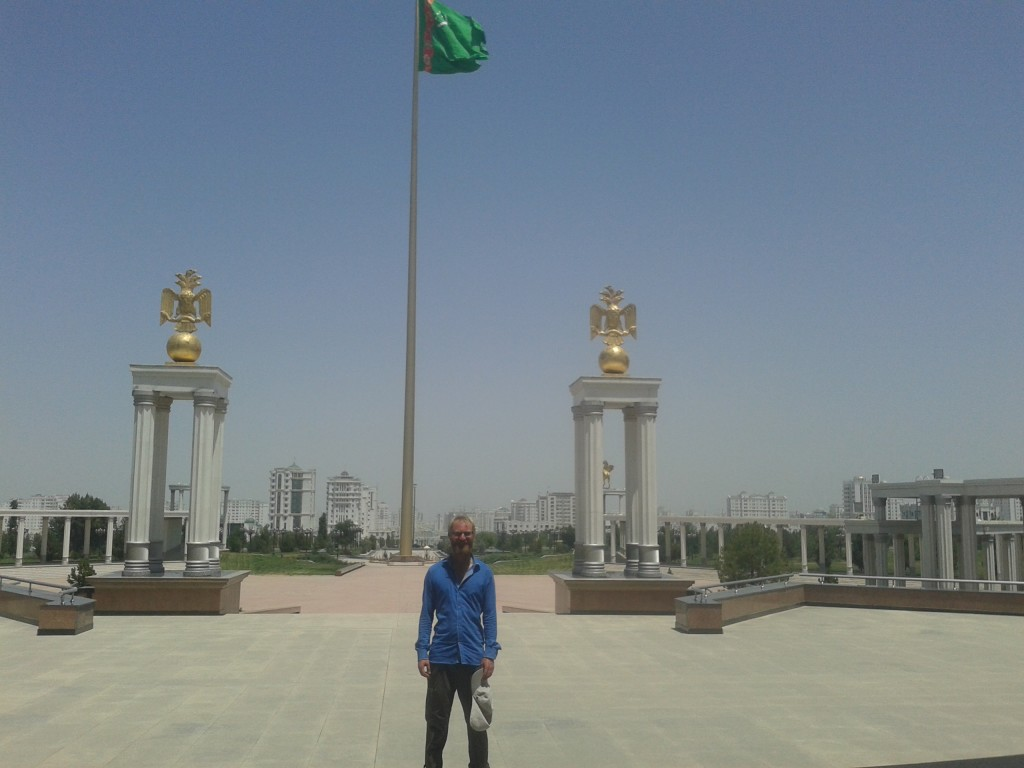 Biggest flag pole in the world