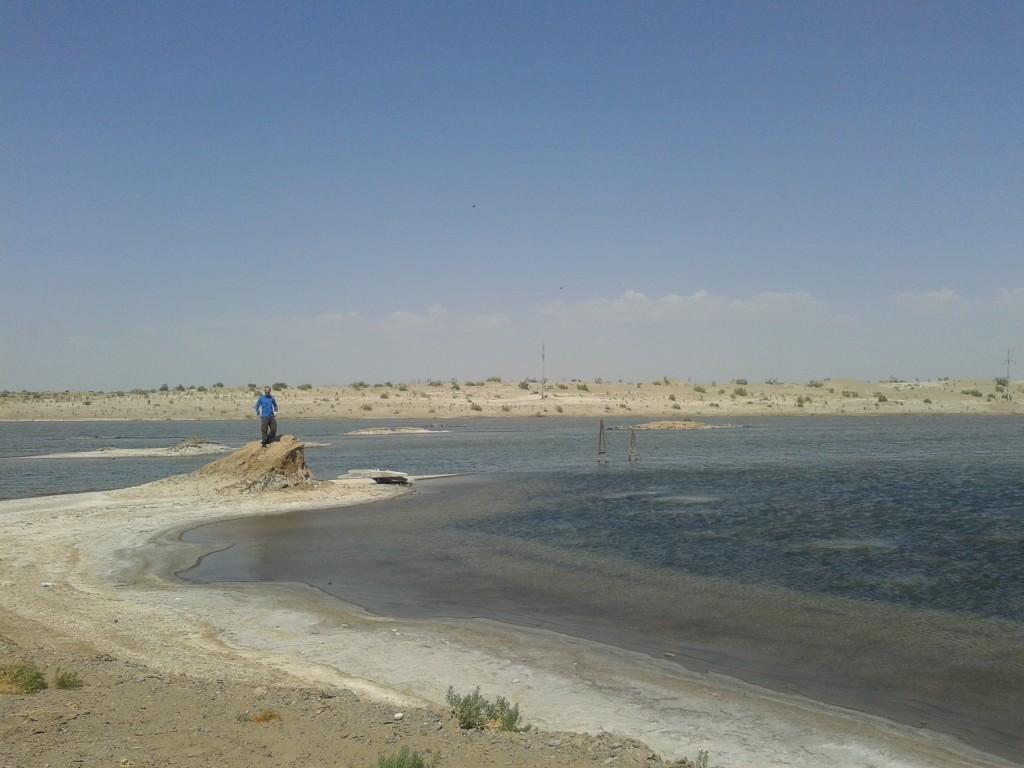 Groundwater lake