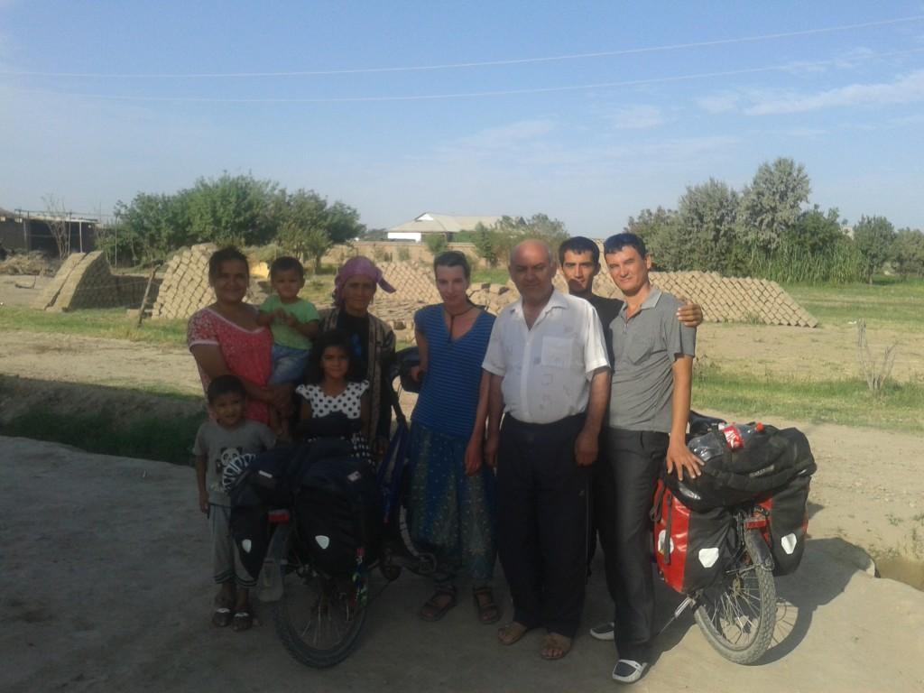 Our hosts in Termiz