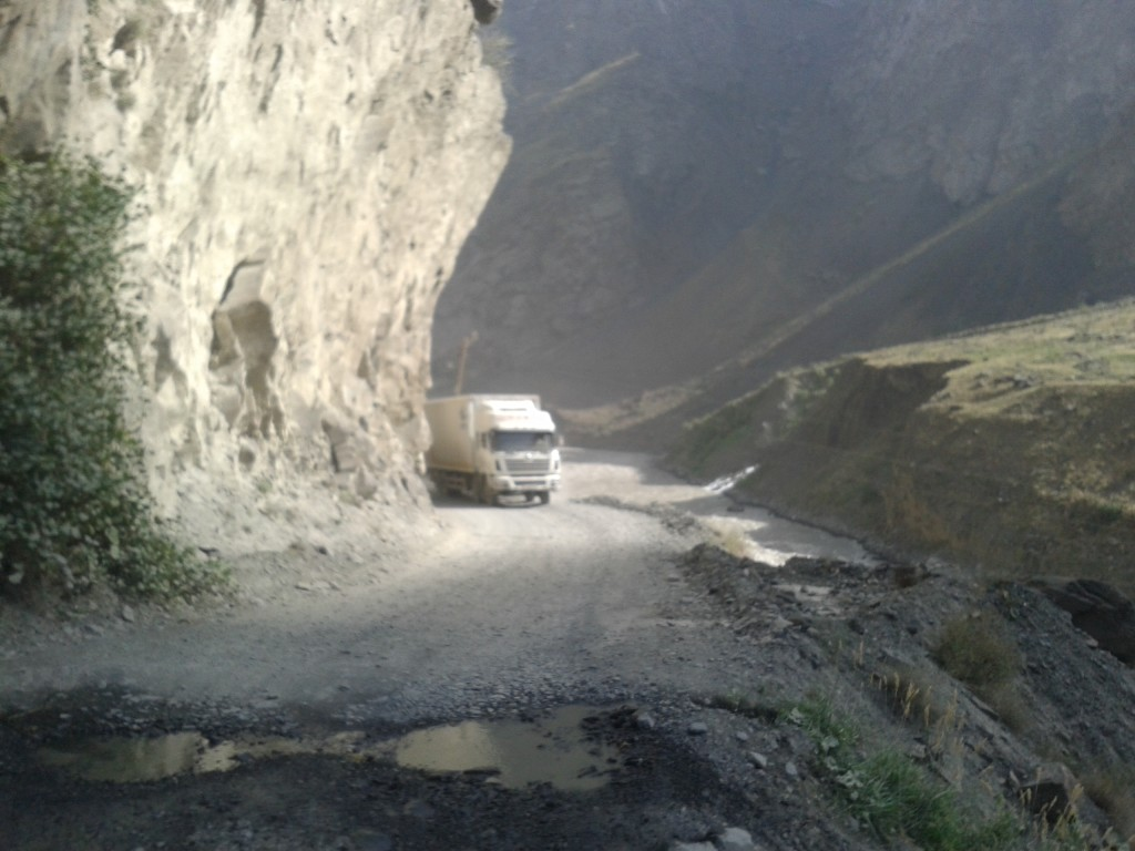 """The """"elephants"""" of the Pamir Highway"""