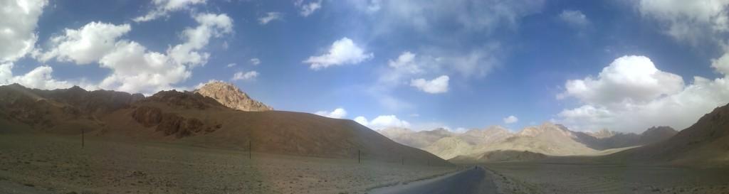 Pamir High Plateau