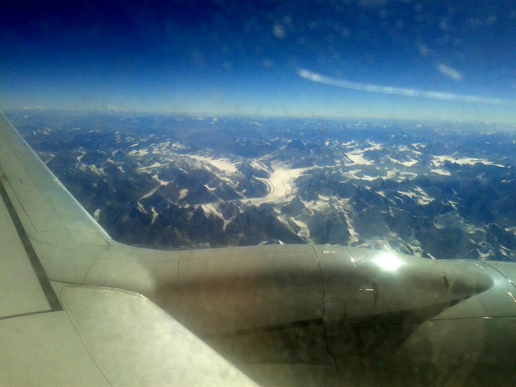Fedtschenko glacier