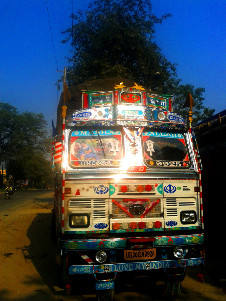 Optimus Prime should be an Indian Truck