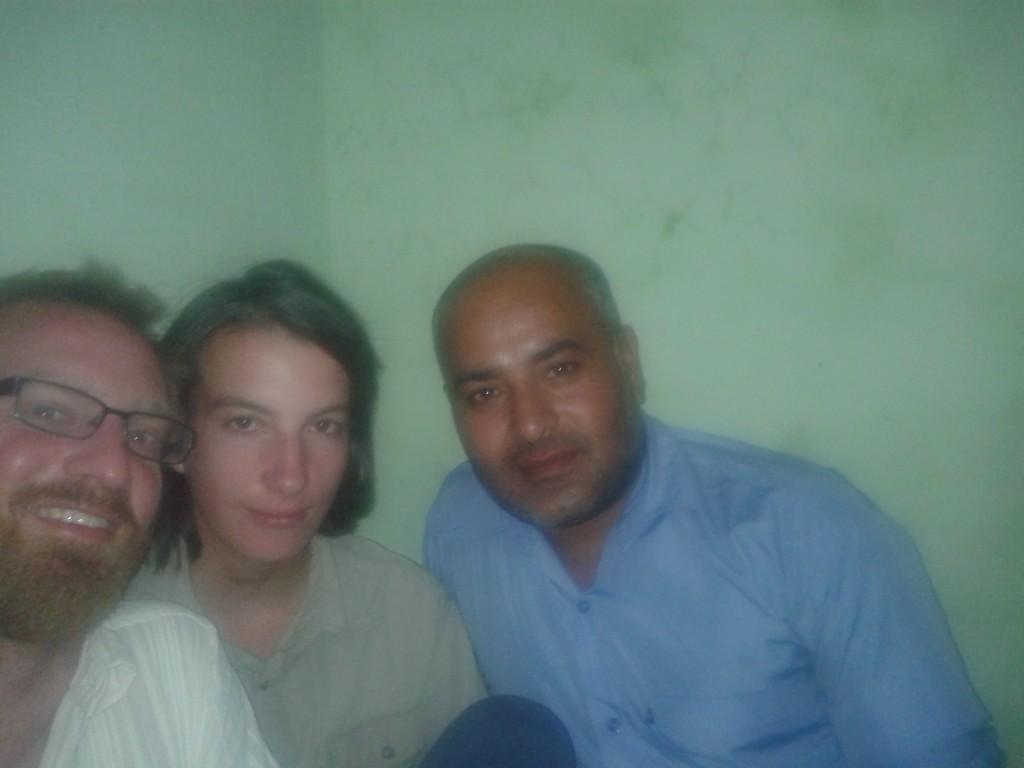 Raj in Kichkha