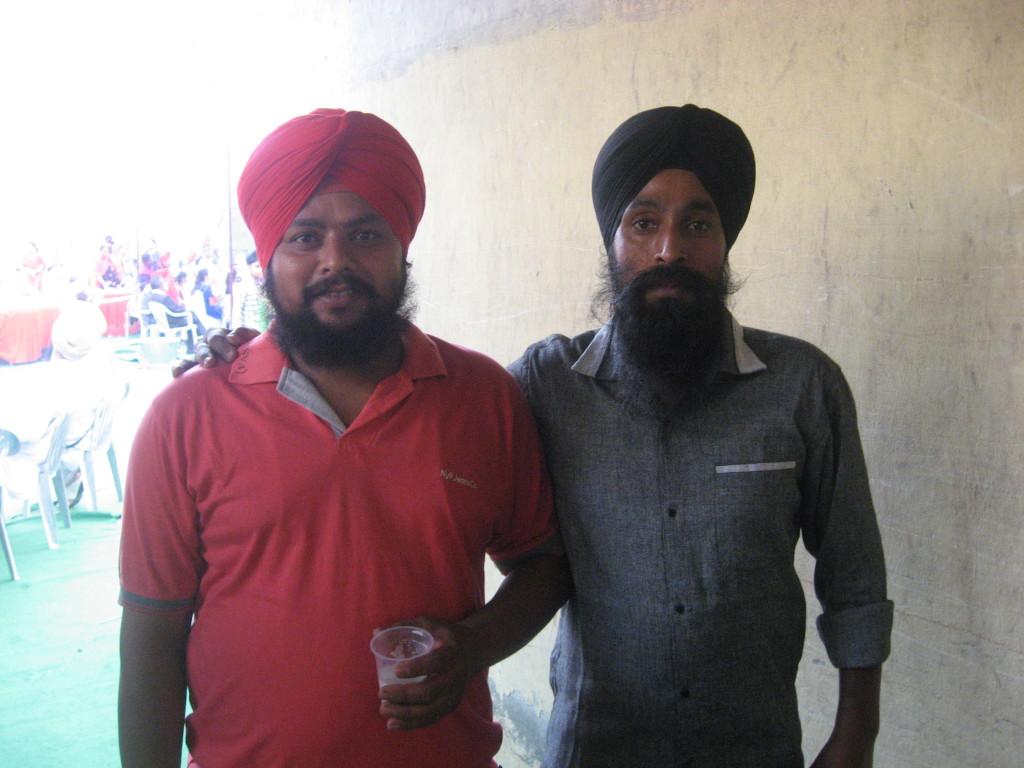 Anel Singh and Manjeet Singh