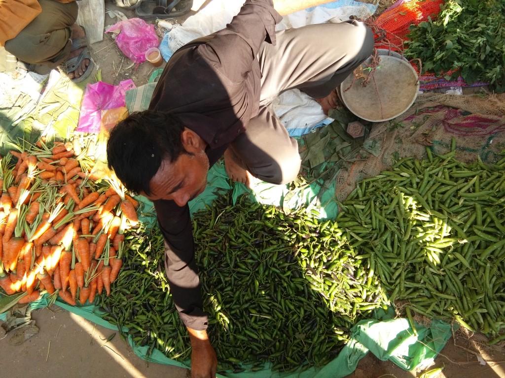market in Jiribam