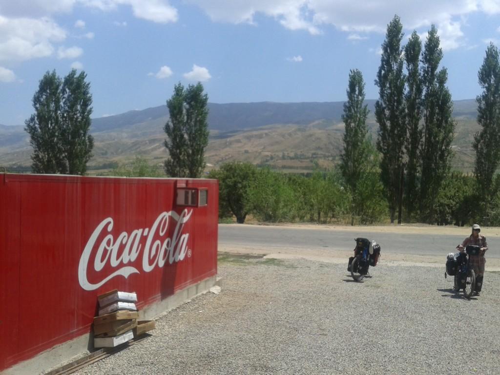 Somewhere in Tajikistan