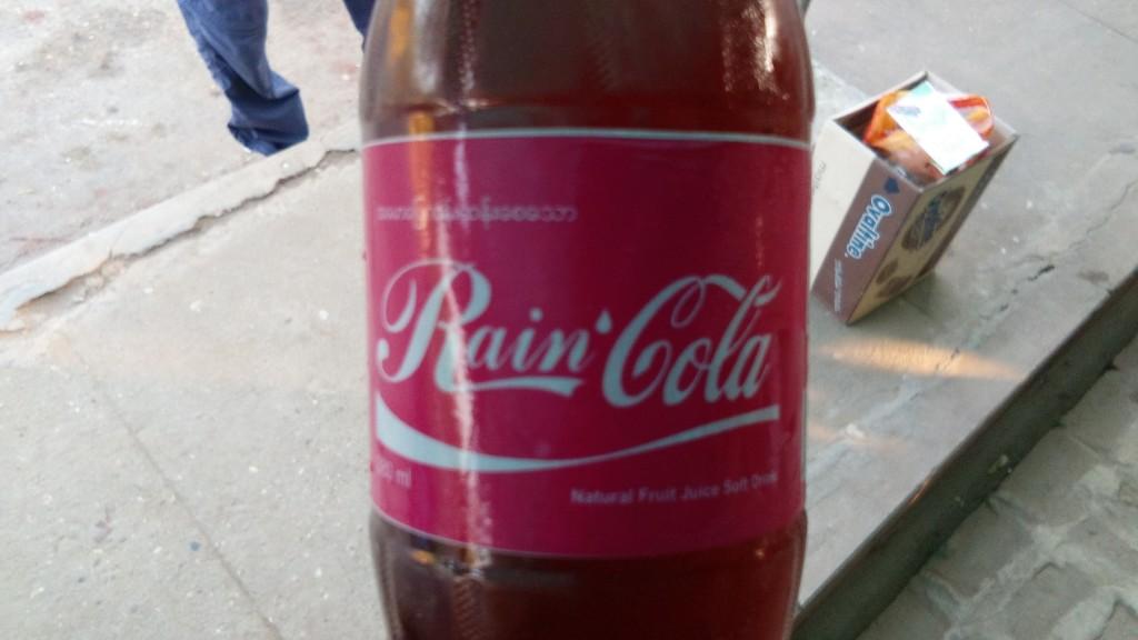 RainCola - Popular in Myanmar