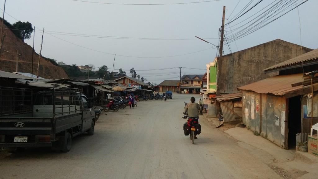 Phoukhoun village