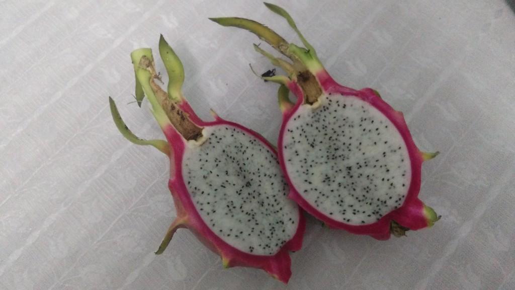 Pitahaya or dragen fruit