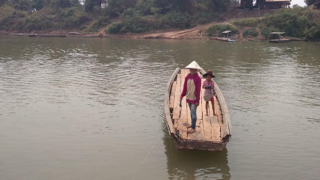A litte ferry