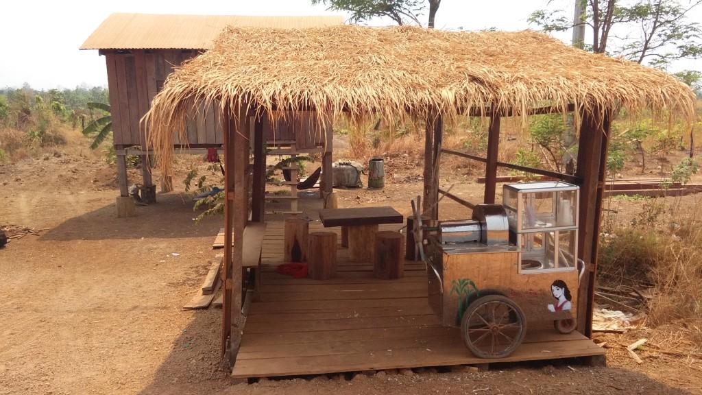 Sugar Cane Juice booth