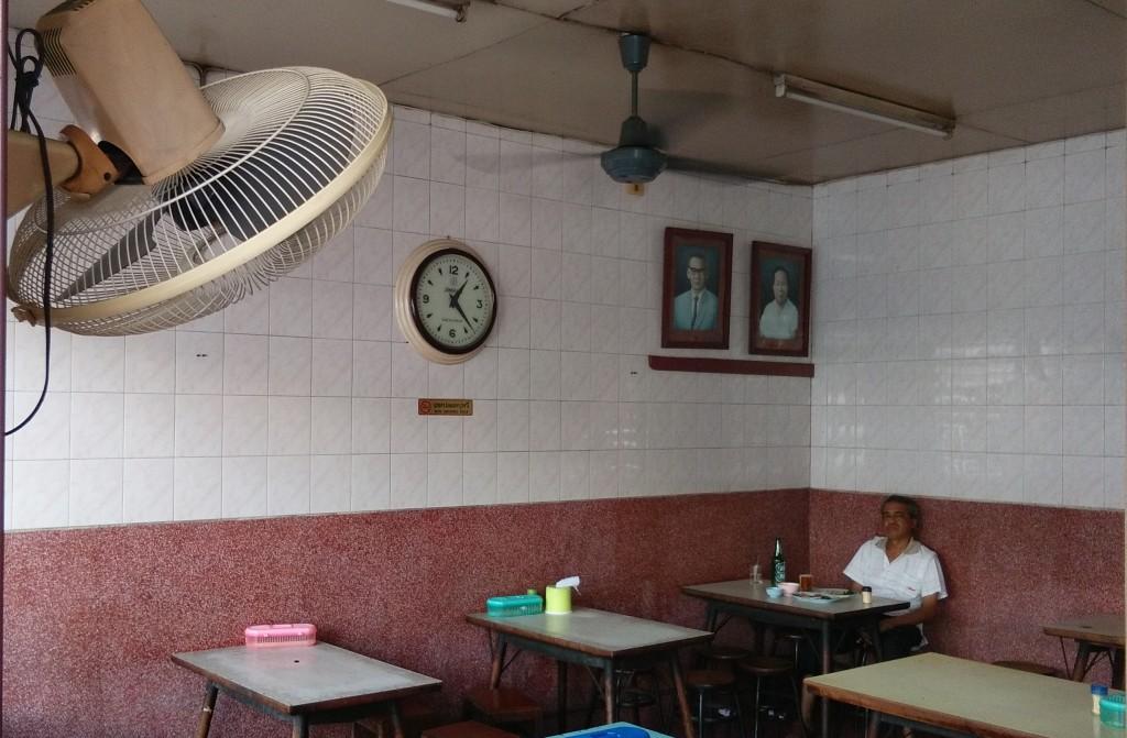 Where we had lunch, Bangkok