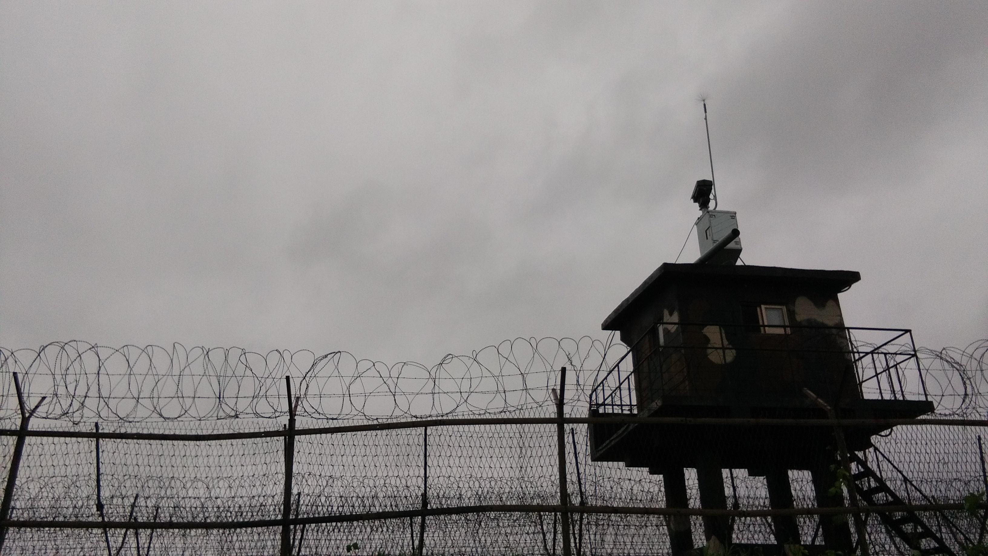 Close to the DMZ