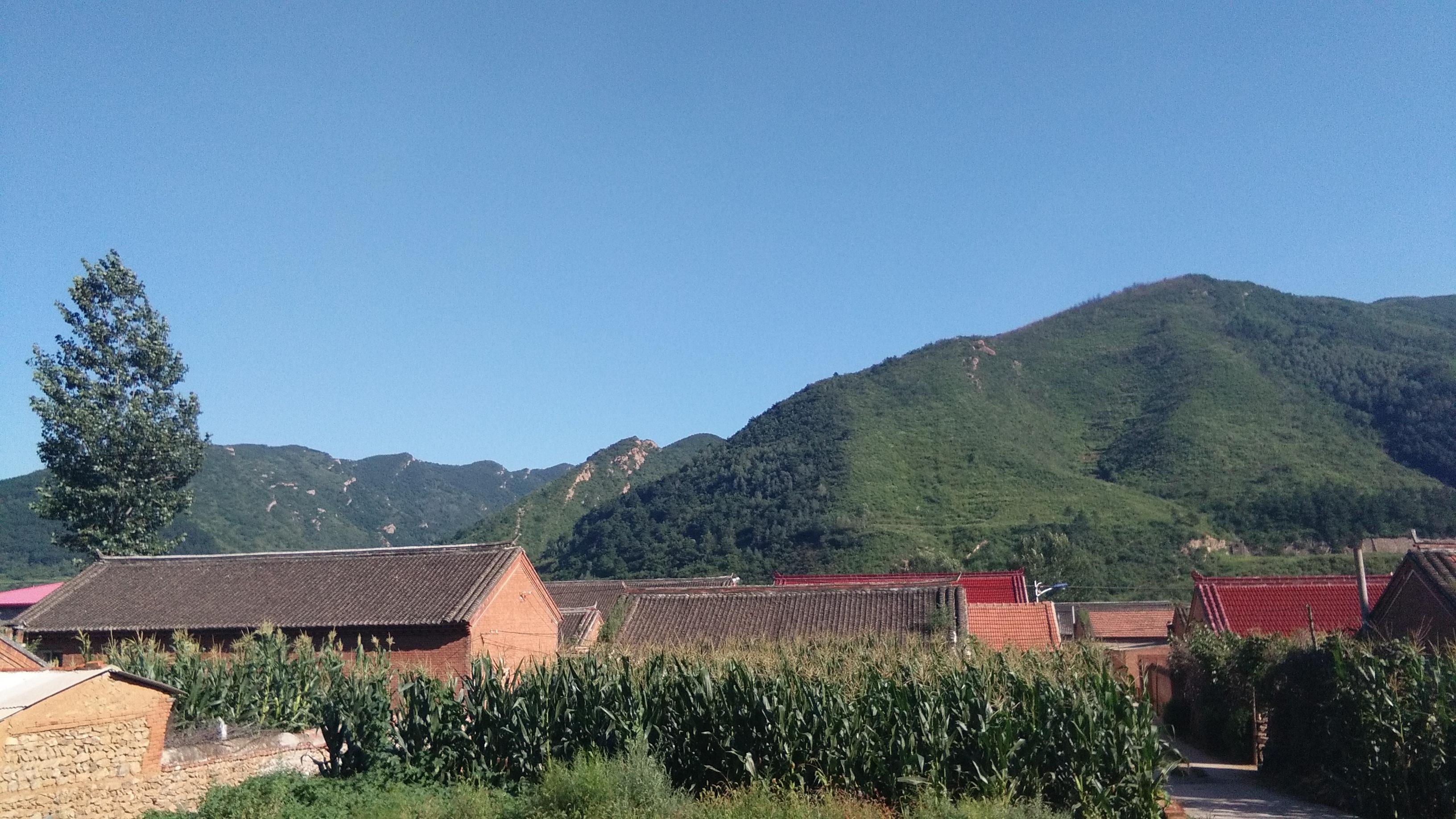 Another littel village in Manchuria