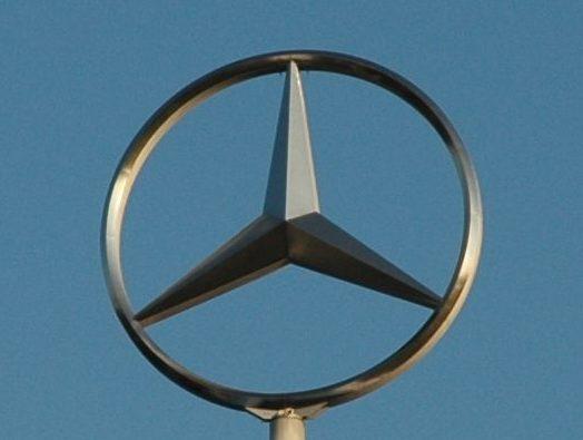 Mercedes Benz - source: Wikipedia