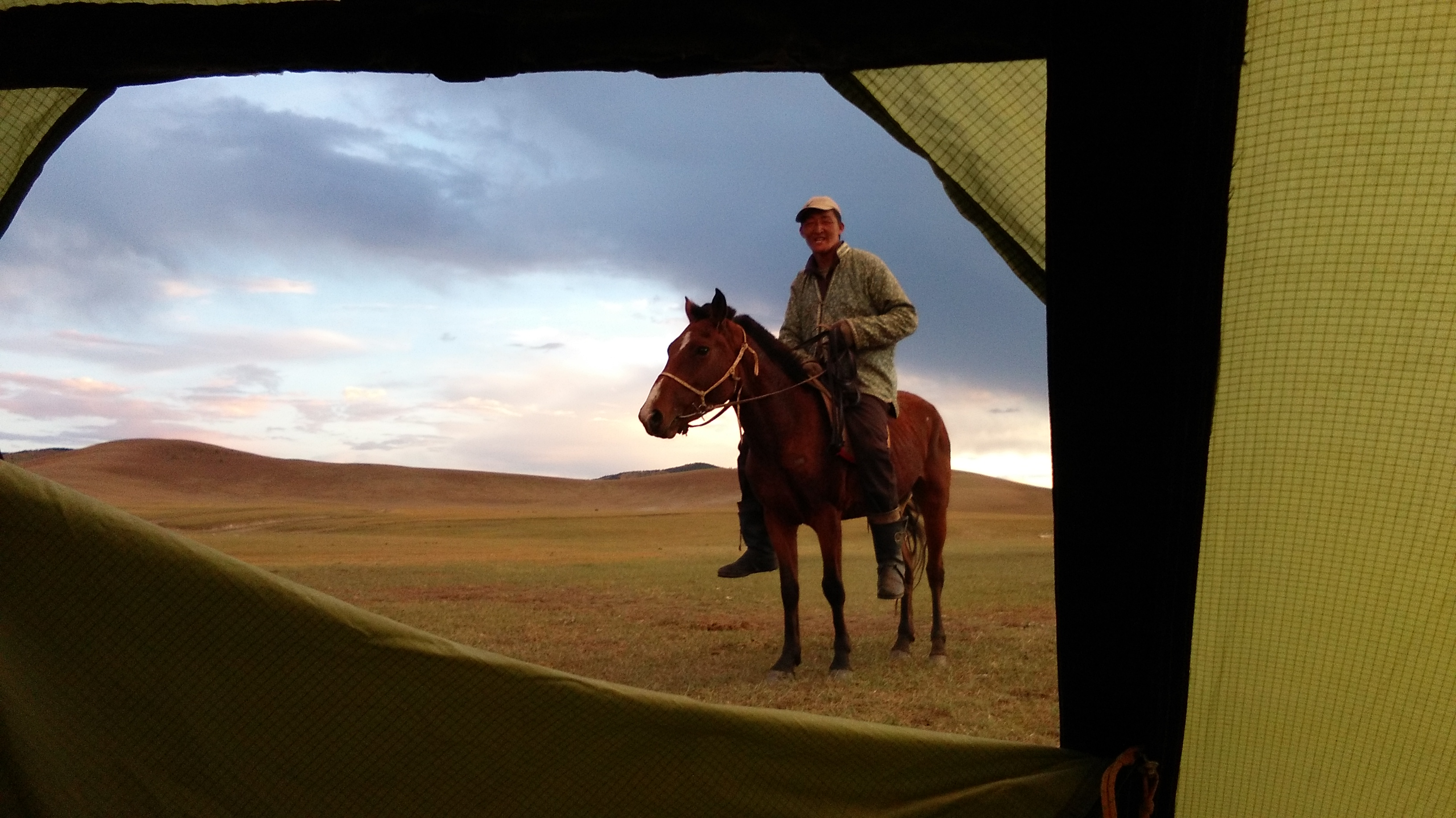 I love this picture - Mongolia