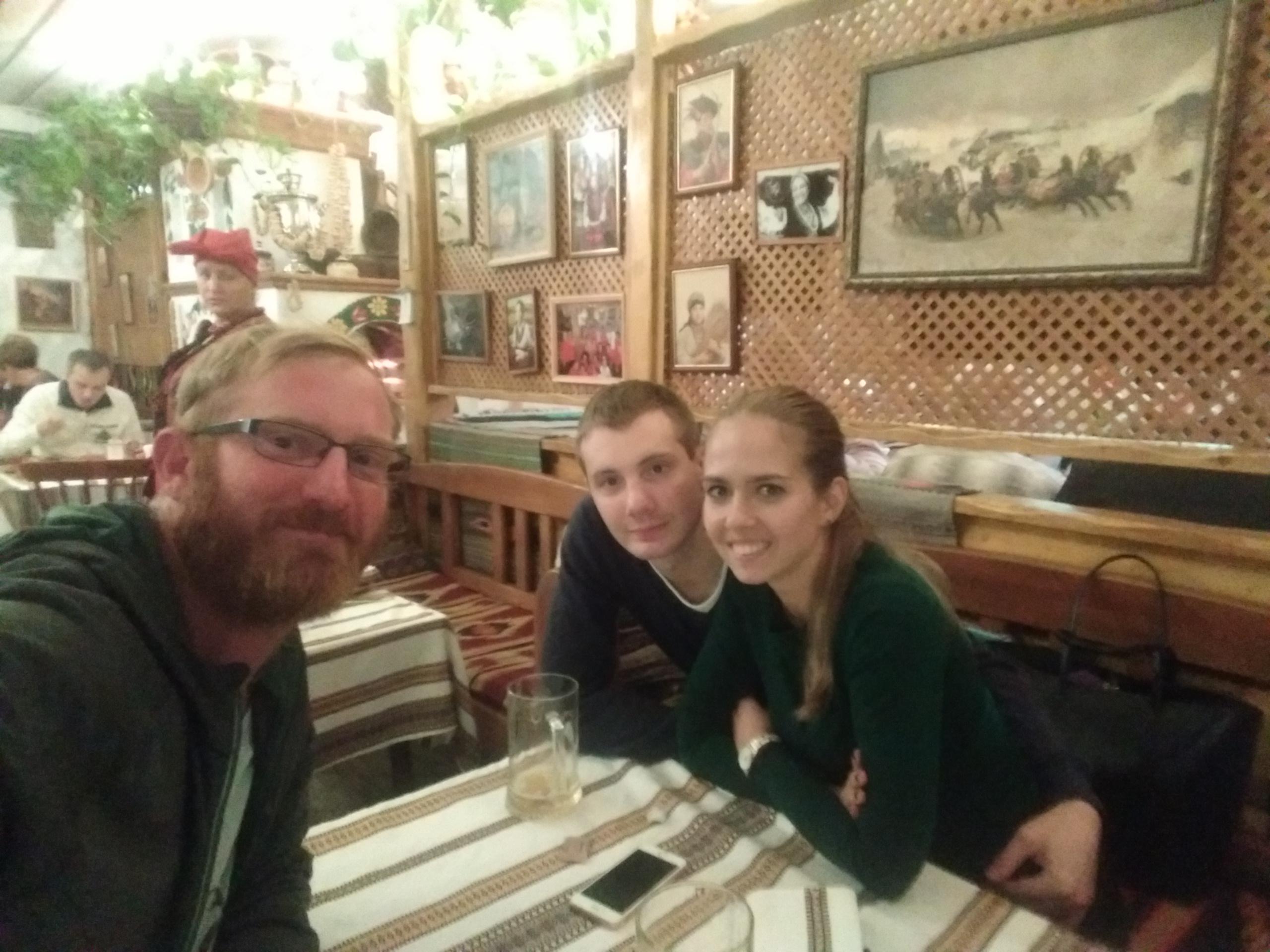 Oleg and Alexa