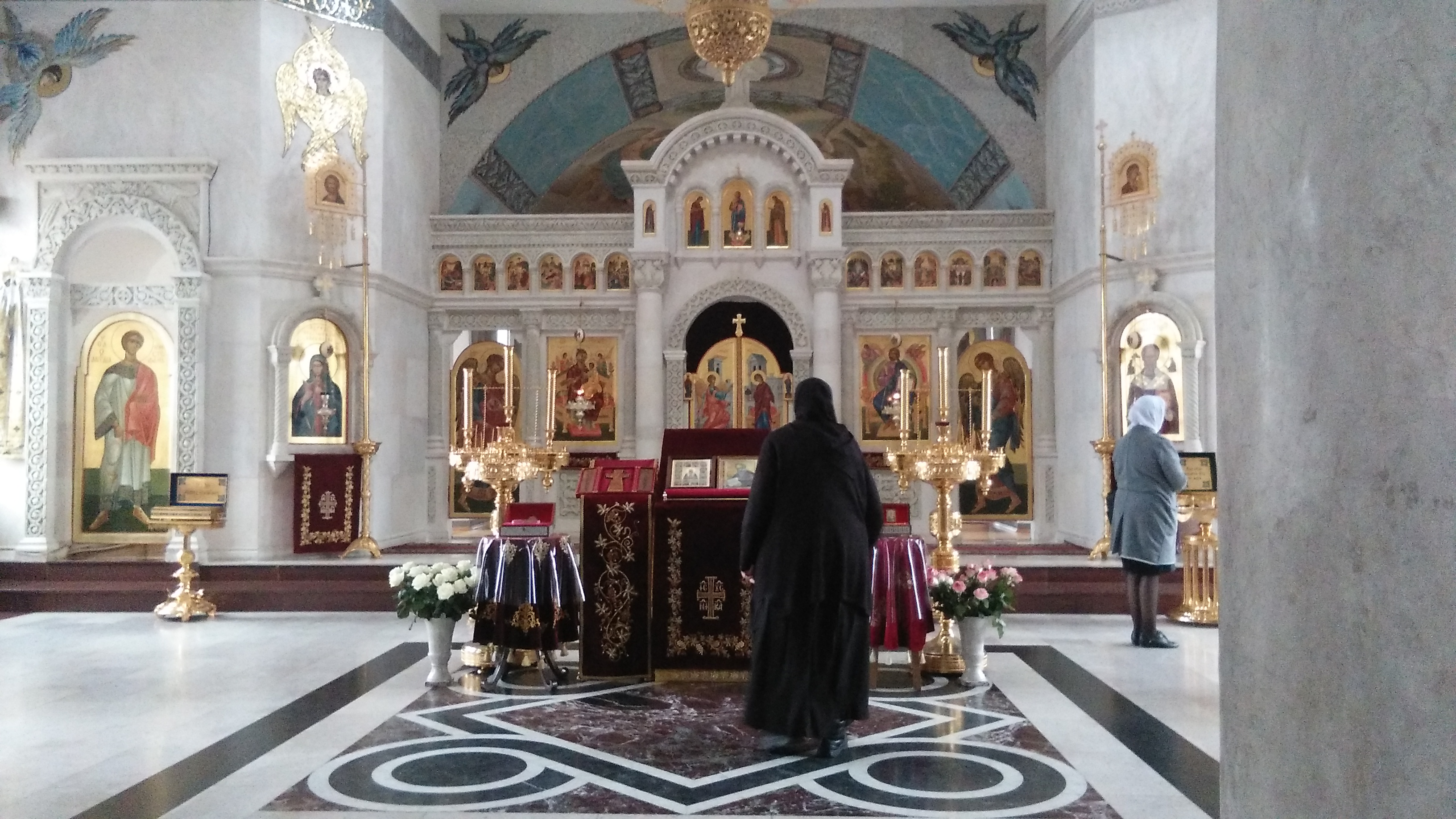 Monastery in Malojaroslawez