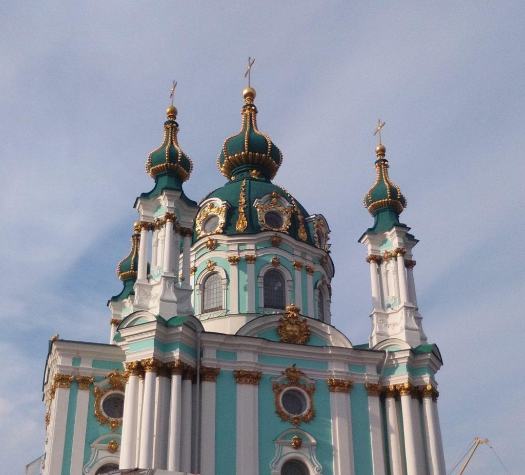 Моя улюблена церква Києва