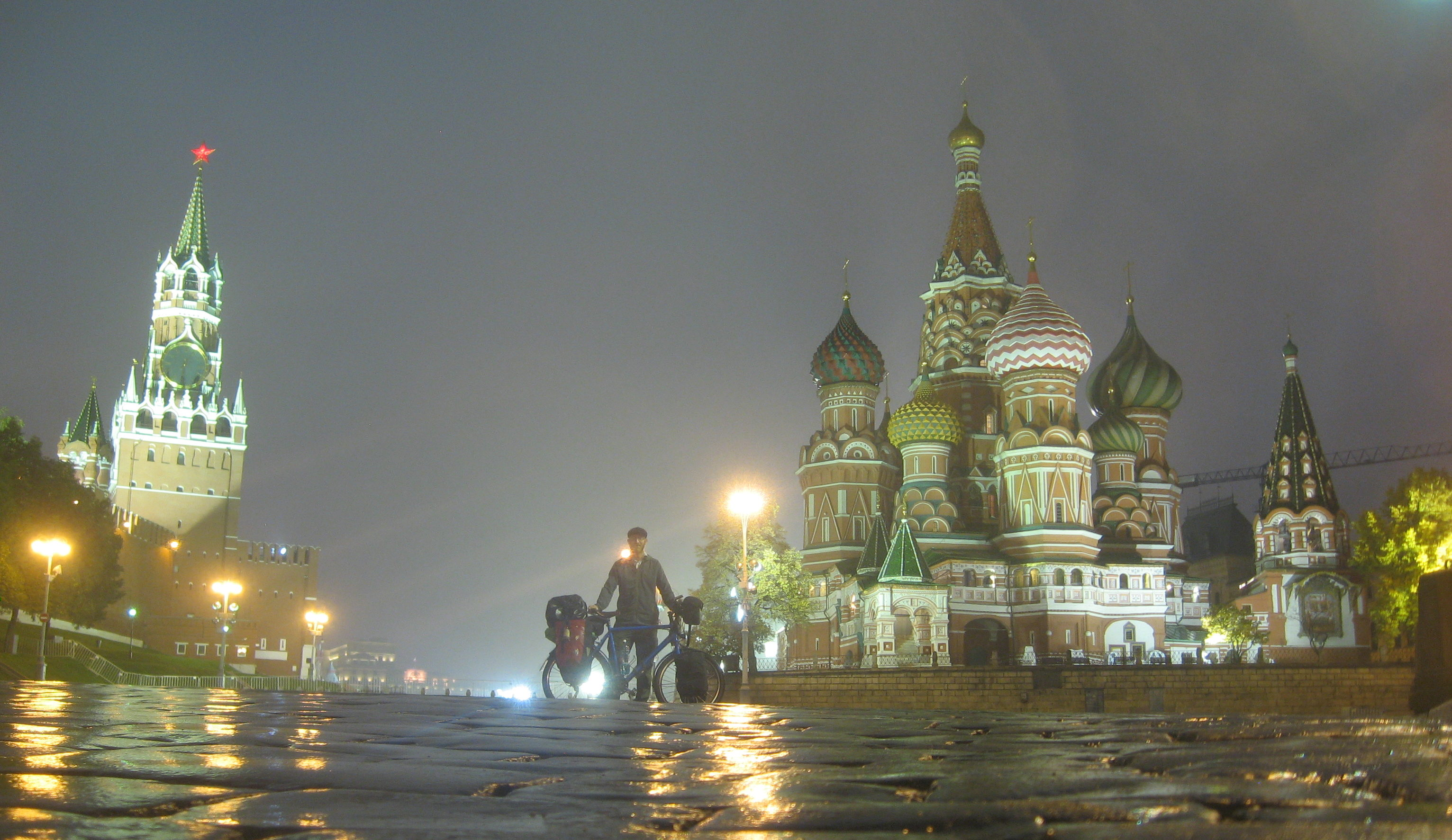 St. BAsil Cathedral - Moscow