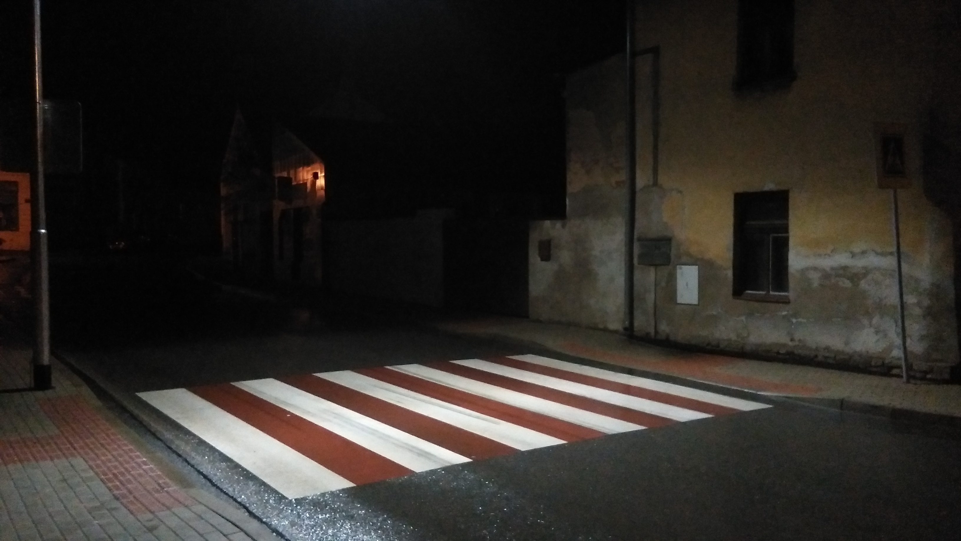Zdice - Zebra Crossing